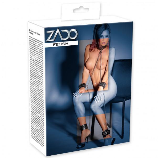 ZADO All Over Chain Ketjusetti Kahleilla  2