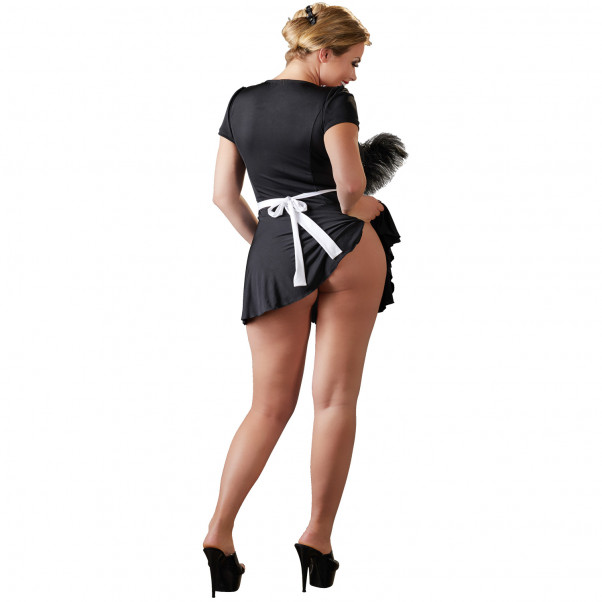 Cottelli Plus Size French Maid Sisäkköasu  2