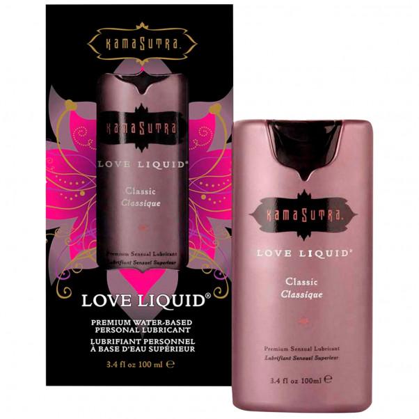 Kama Sutra Love Liquid Liukuvoide 100 ml  1