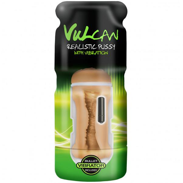 Topco Cyberskin Vulcan Realistic Vagina Masturbaattori  1