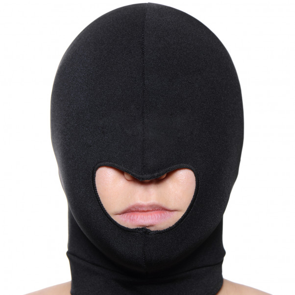 Master Series Blow Hole Spandex Maski  1