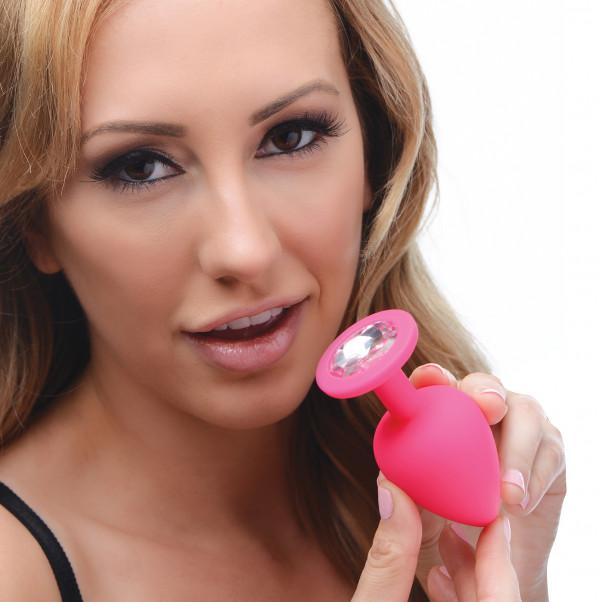 Frisky Pink Pleasure Anustappisetti  5