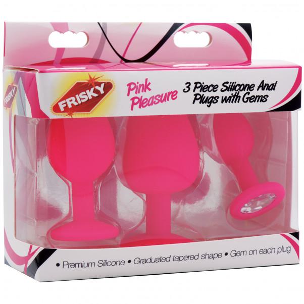 Frisky Pink Pleasure Anustappisetti  10