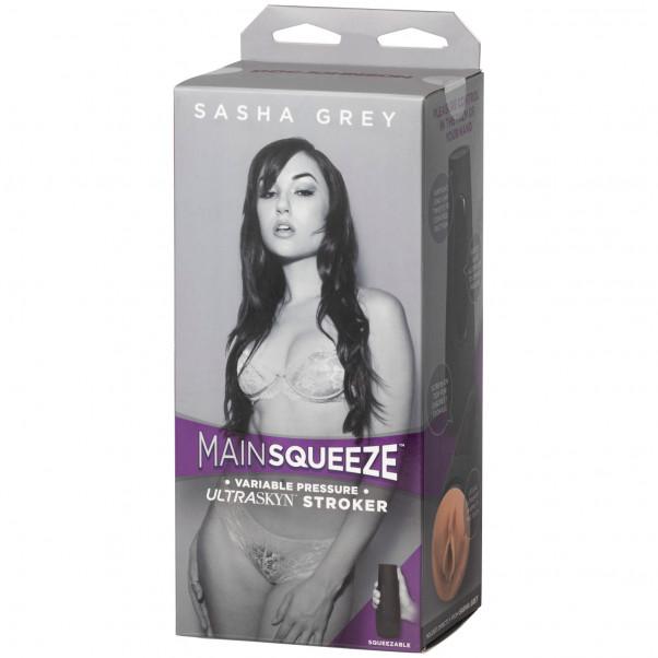 Main Squeeze Sasha Grey Vagina Onaniprodukt