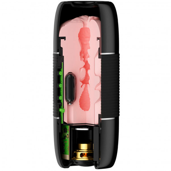 Luxeluv Memphis Bluetooth Kaiutin ja Masturbaattori  4