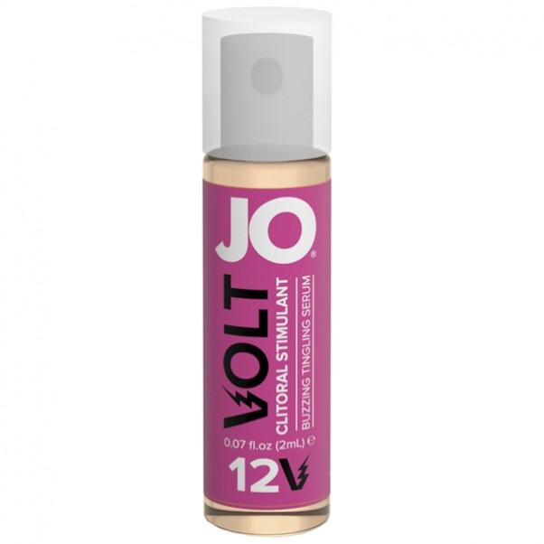 System JO 12Volt Klitorisseerumi 2 ml
