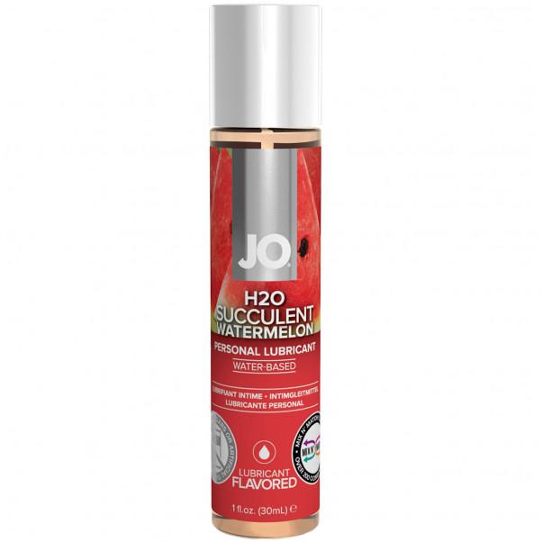 System JO H2O Flavor Vesipohjainen Makuliukuvoide 30 ml  3