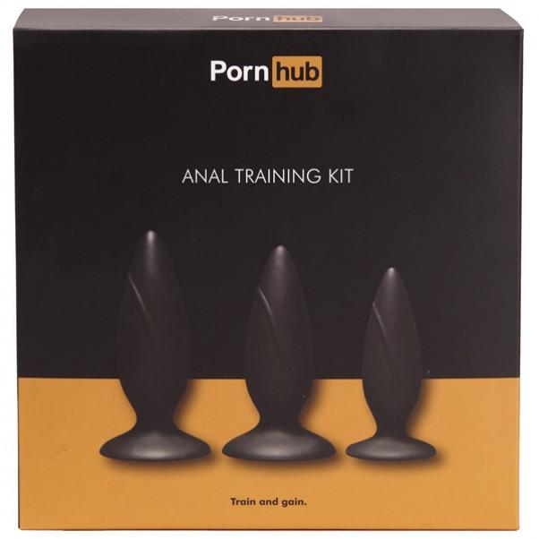 Pornhub Anal Training Setti Tuotepakkaus