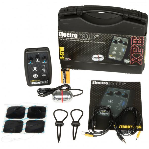 E-Stim ElectroPebble XPE Power Box Setti  1