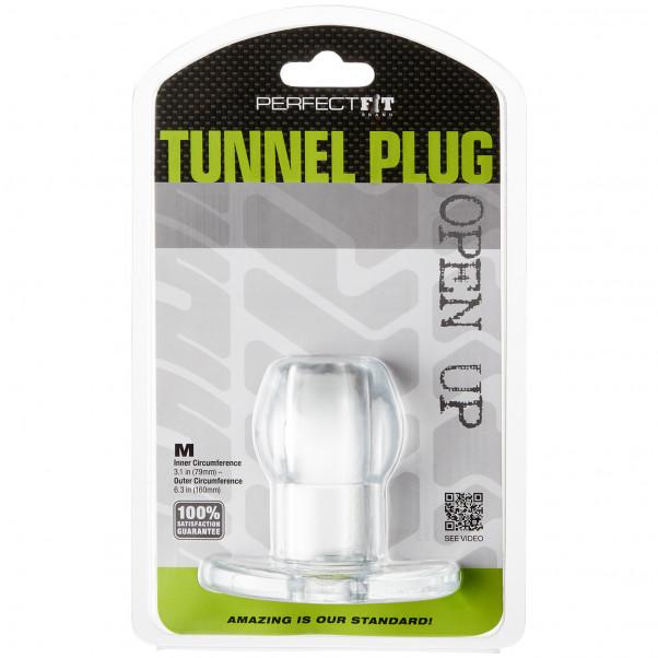 Perfect Fit Tunnel Kirkas Keskikokoinen Ontto Anustappi kuva tuotepakkauksesta 90