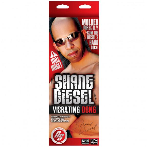 Shane Diesel Värisevä Dildo  100