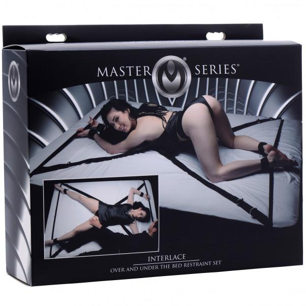 Master Series Interlace Sänkysidontasetti  4