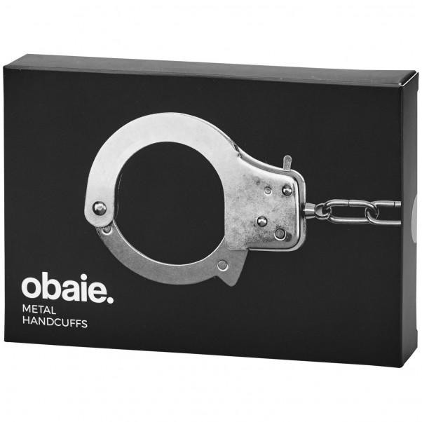 Obaie Metalliset Käsiraudat