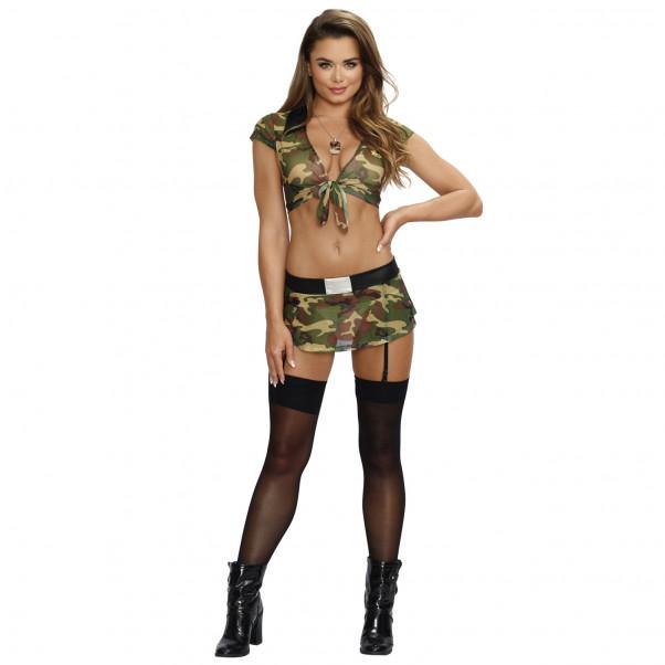 Dreamgirl Army Girl Rooliasu