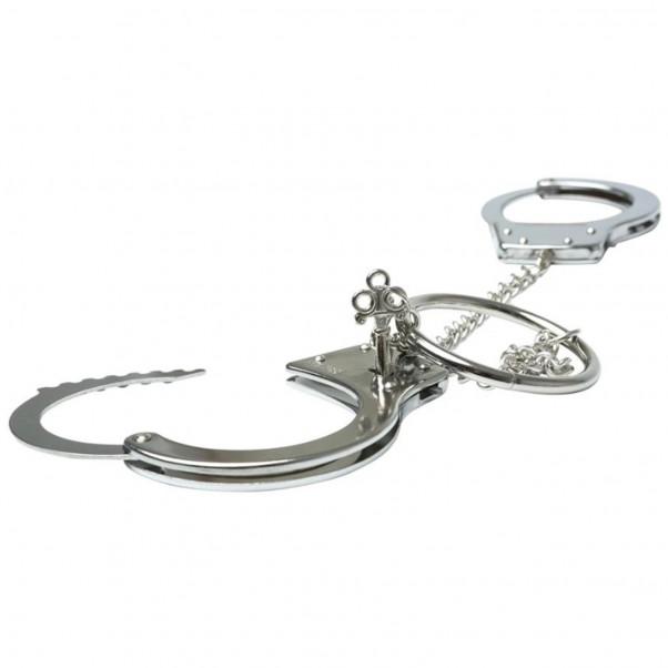 Sex & Mischief Ring Metalliset Käsiraudat  4