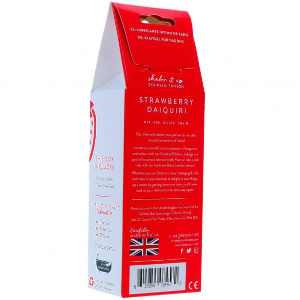 Slube Strawberry Daiquiri Vesipohjainen Kylpygeeli 250 g  2