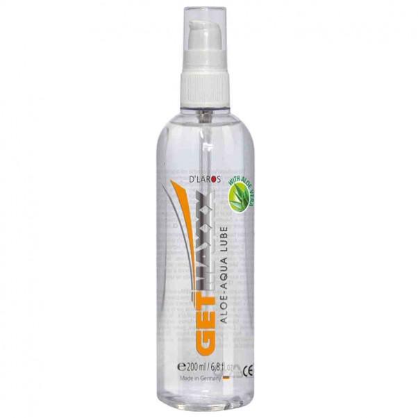 Getmaxxx Aloe Vera Vesipohjainen Liukuvoide 200 ml  1