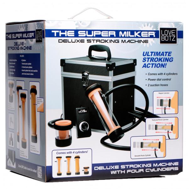 LoveBotz The Super Milker Deluxe Stroker Seksikone  5