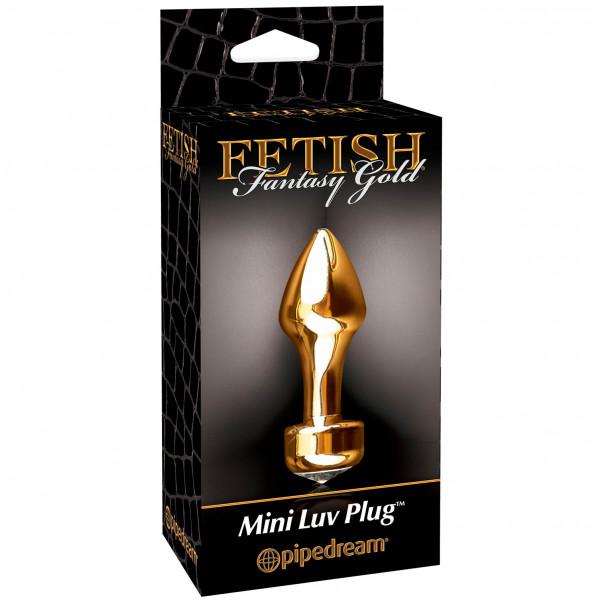 Fetish Fantasy Gold Mini Luv Anustappi