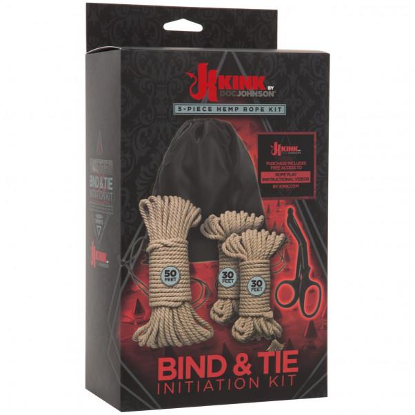 Kink Bind & Tie Initiation Bondage-setti 33 m  2