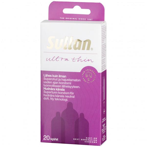 Sultan Ultra Thin Kondomit 20 kpl  1