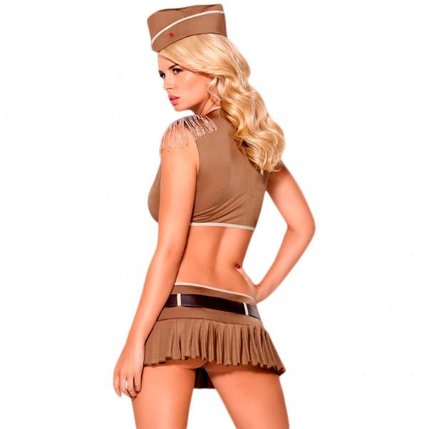 Obsessive Sexy Soldier Sotilaallinen Rooliasu  2