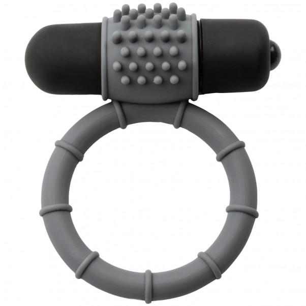 Baseks Silikoninen Penisrengas Vibraattorilla  3