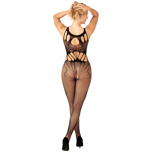 Nortie Lilian Haaraton Catsuit tuote mallin yllä 3