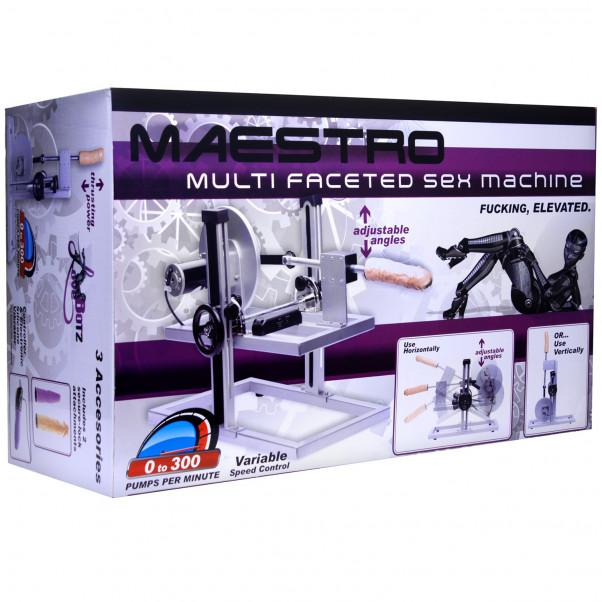 LoveBotz Maestro Multi Seksikone  6