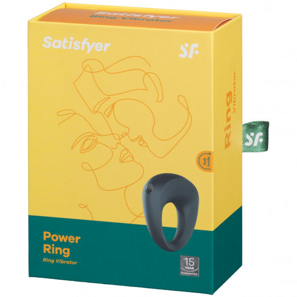 Satisfyer Power Vibrerende Penisring Pack 90