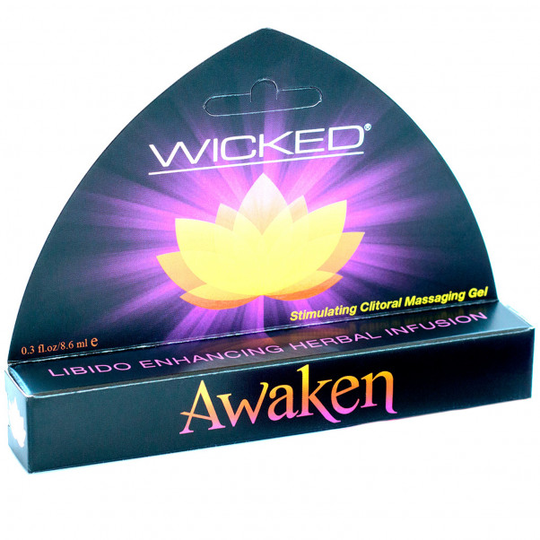 Wicked Awaken Stimuloiva Klitorisgeeli 8 ml  3