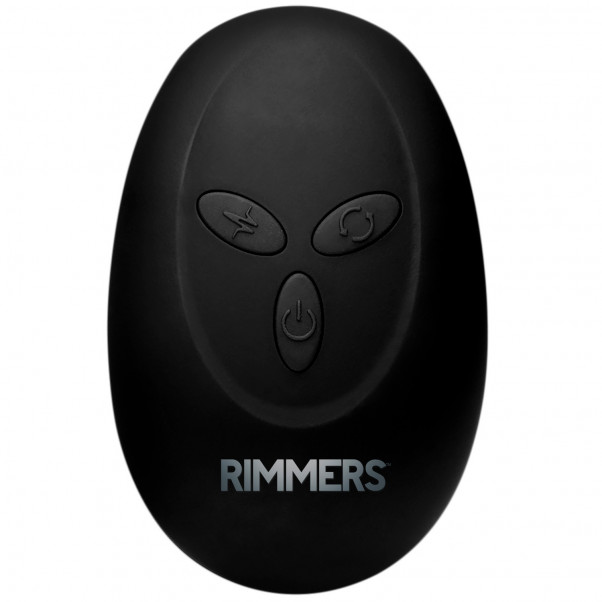 Rimmers Slim Smooth Rimming Kauko-ohjattava Anustappi  4