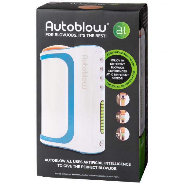 Autoblow A.I. Suihinottokone  7