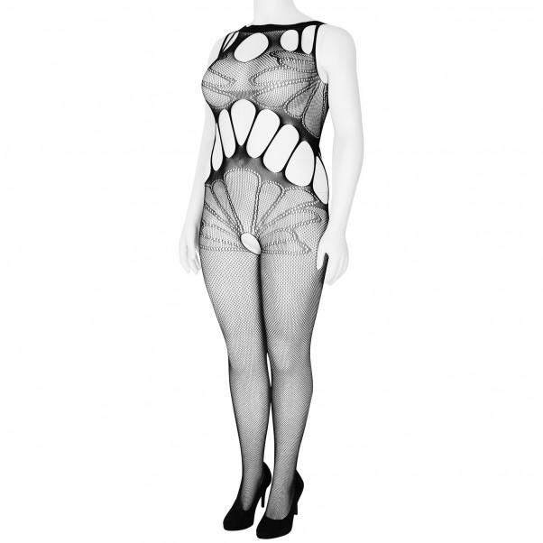 Nortie Lilian Plus Size Haaraton Catsuit tuotekuva 2