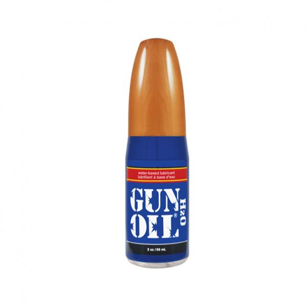 Gun Oil H2O Vesipohjainen Liukuvoide 59 ml  2