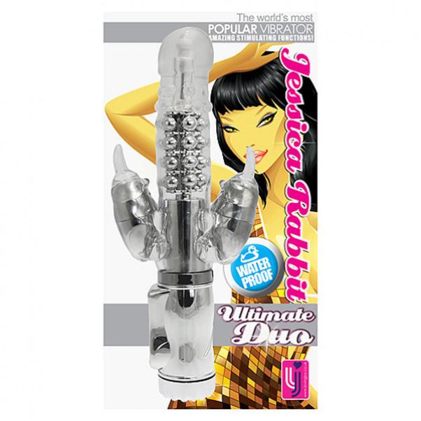 Loving Joy Jessica Rabbit Vibrator Ultimate Extra Duo