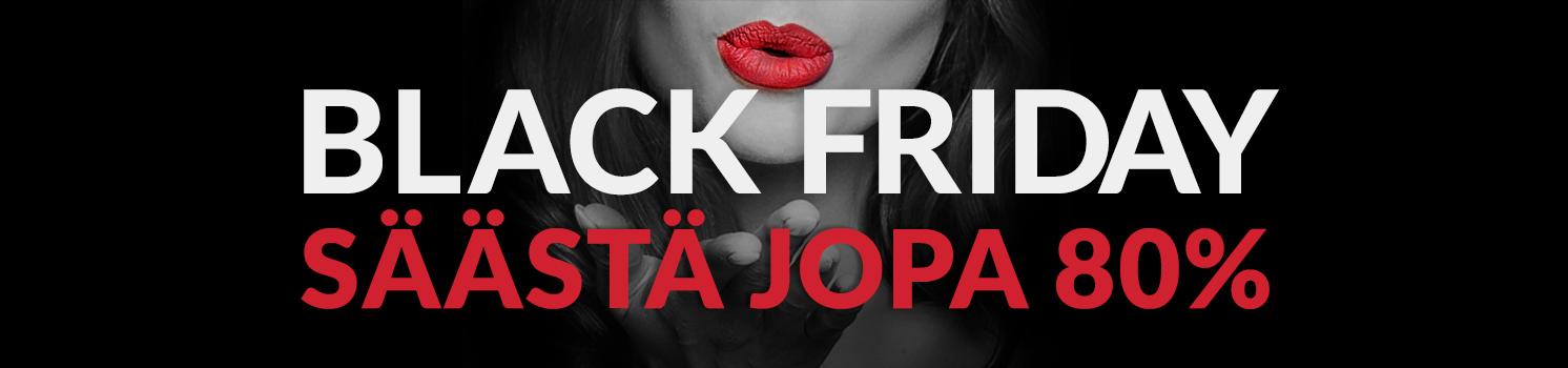 BLACK FRIDAY - Säästä jopa 80% seksileluista
